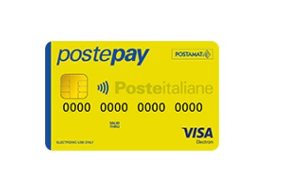 Paga con Postepay per i pagamenti da smartphone