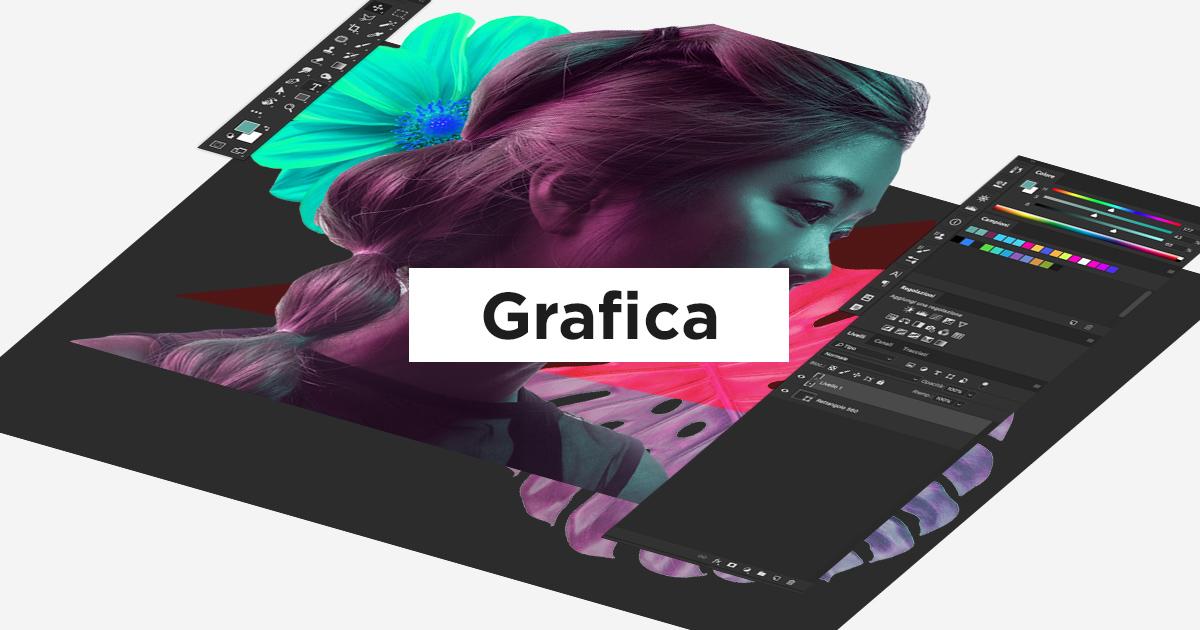La grafica digitale